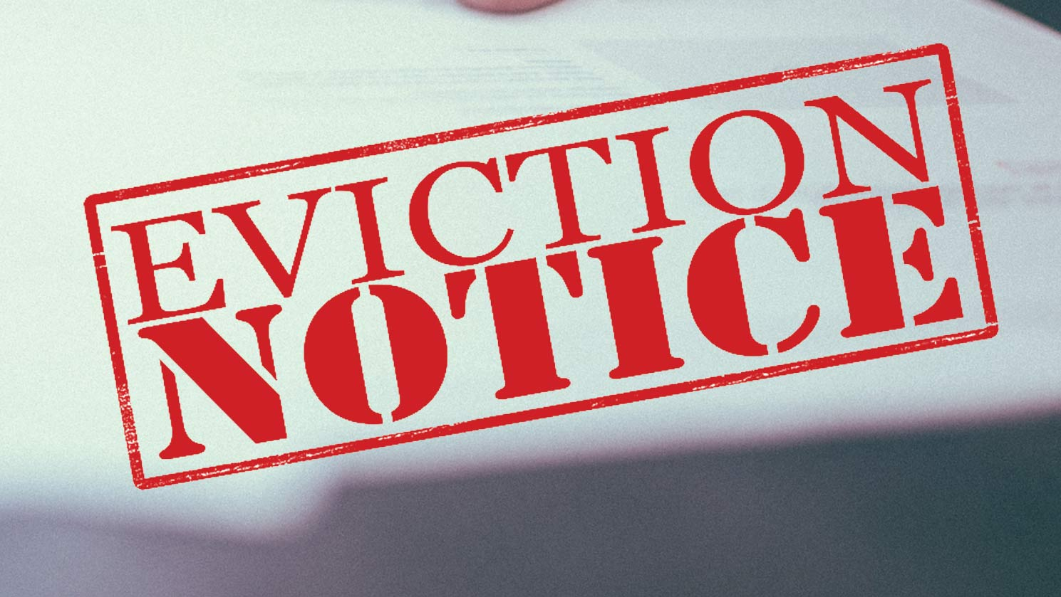 14 Day Eviction Notice Form